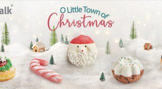 O Little Town of Christmas – Thành phố nhỏ mang tên BreadTalk