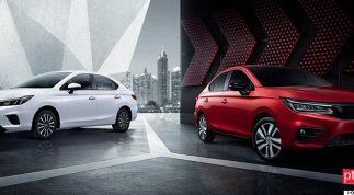 Honda City 2020 'lột xác' với thiết kế hoàn toàn mới