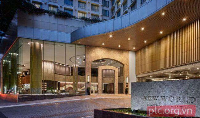 Khách sạn New World Sài Gòn đổi diện mạo mới sau 25 năm thành lập