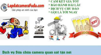 Thi công lắp đặt camera quận Tân Bình giá rẻ chất lượng