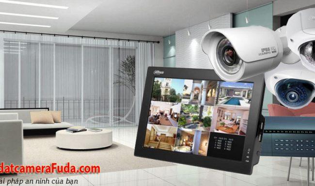 Thông tin về công ty lắp đặt camera quan sát Camera Fuda