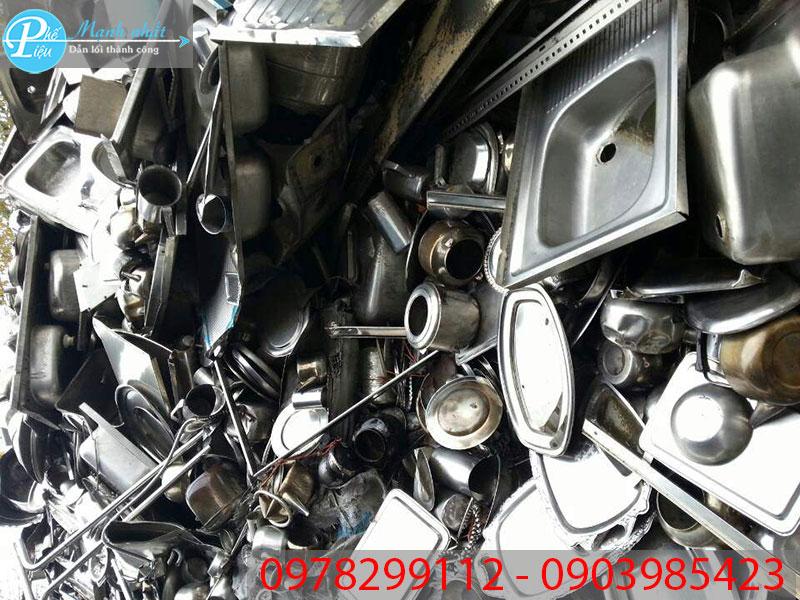 Thu mua phế liệu inox | Dịch vụ chuyên nghiệp, nhanh chóng, thu mua giá cao
