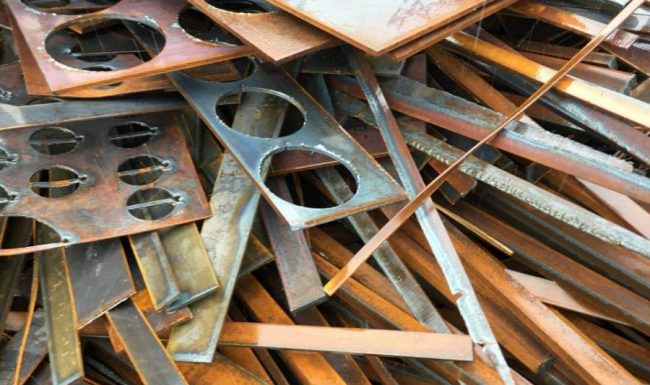 Thu mua phế liệu sắt giá cao
