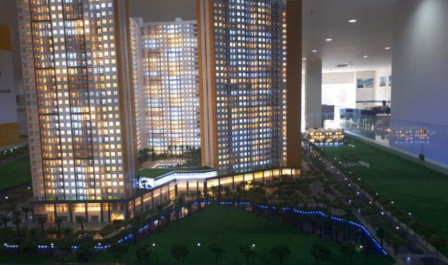 Giá bán căn hộ Asahi TowerVõ Văn Kiệt