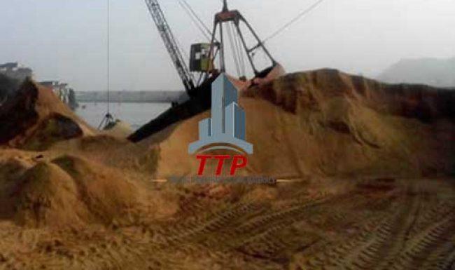Bảng báo giá cát bê tông sàn uy tín chất lượng nhất Tphcm năm 2020