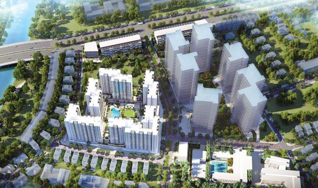 Dự án Asahi Tower quận 8 giá trị hấp dẫn