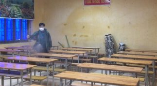Một nữ sinh lớp 10 ở Vĩnh Phúc dương tính với virus corona