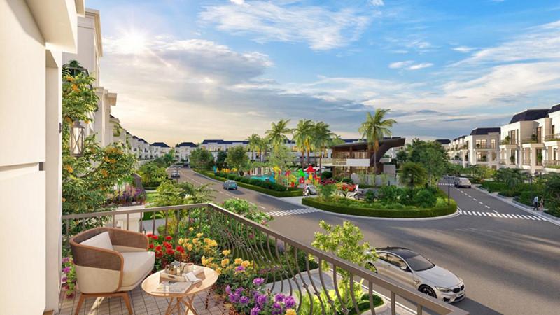 Sức hút của dự án biệt thự sân golf West lakes Golf & Villas