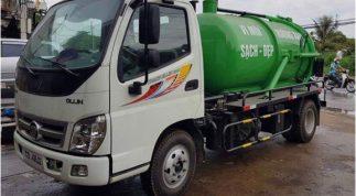 Công trình dân dụng sử dụng dịch vụ hút – rút hầm cầu Hồng Phước