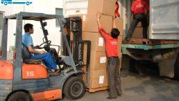 Dịch vụ bốc xếp các loại hàng hóa nhanh chóng, gọn gàng