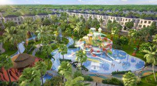 West Lakes Golf & Villas: Không gian xanh và rộng rãi giúp trẻ nhỏ phát triển