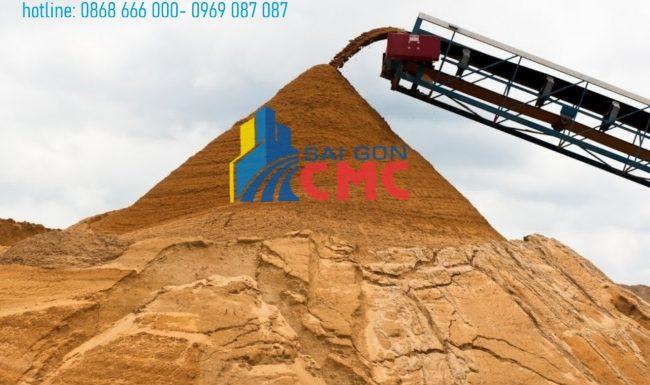 Lựa chọn cung cấp cát san lấp giá rẻ cho quý khách hàng