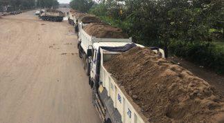 Sài Gòn CMC Giá đơn vị cung cấp vật liệu xây dựng cát san lấp