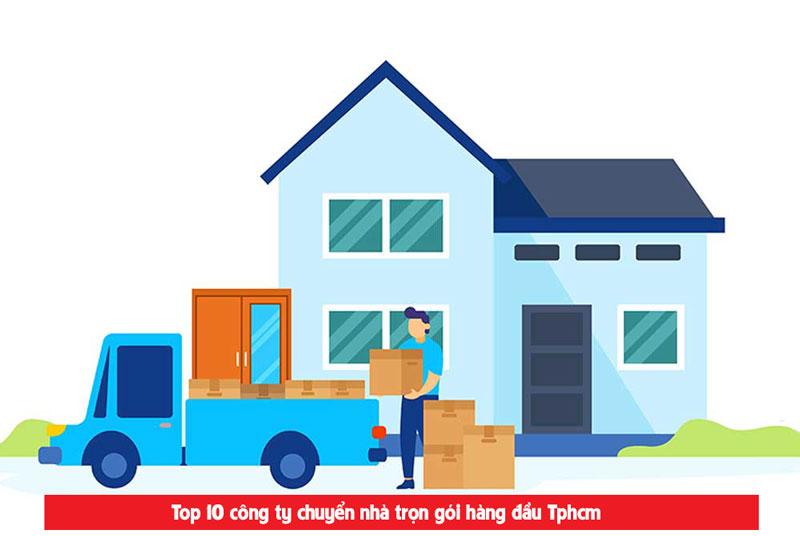 Top 10 công ty chuyển nhà