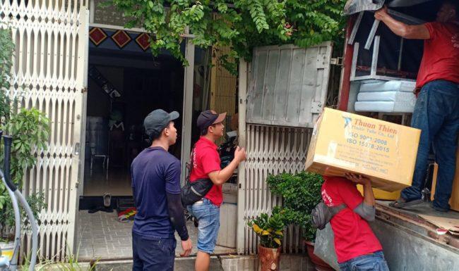 Giá dịch vụ chuyển nhà quận 3 rẻ nhất chỉ có tại Đại Nam