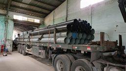 Giá ống kẽm nhúng nóng phi 141, 168