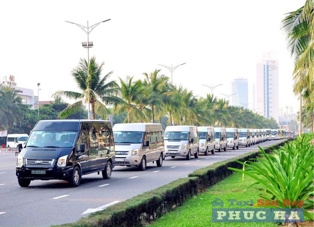 Hãng Taxi Phúc Hà
